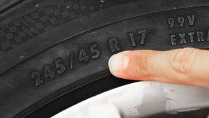 Musíte poznať rozmer svojich pneumatík