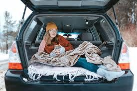 Výbava na zimu do auta